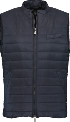 Eleventy Full Zip Vest