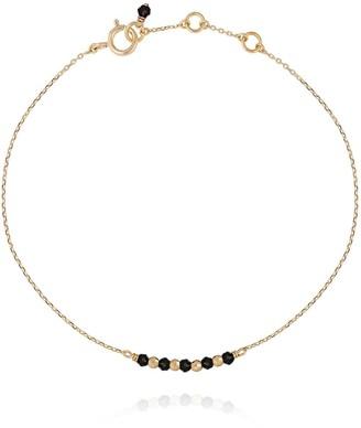 Perle de Lune Disco Gem Bracelet Onyx