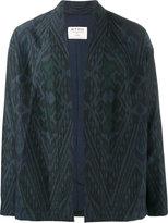 Etro printed kimono jacket - men - Cotton/Wool/Acetate/Polyamide - 48