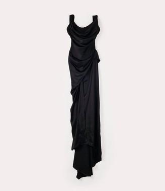 Vivienne Westwood Dione Dress Black