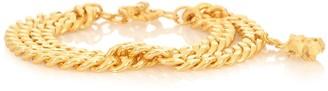 Elhanati Ruby 24kt gold-plated bracelet