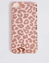 Marks and Spencer iPhone 7 Animal Print Phone Case