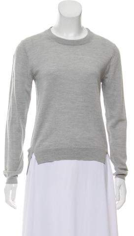 Dagmar Merino Wool Crew Neck Sweater