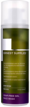 Ernest Supplies 150ml Soap-free Gel Face Wash