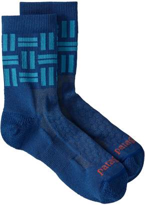 Patagonia ULW Performance 3/4 Crew Socks