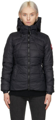 Canada Goose Black Down Abbott Jacket