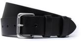 Polo Ralph Lauren Black Smooth Leather Belt
