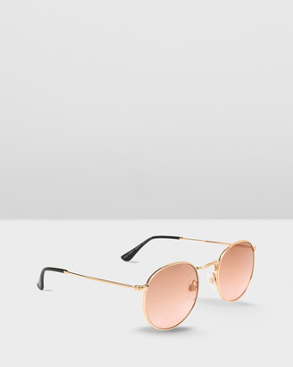 Carolina Lemke Berlin - Gold Round - CL6402 SG OPT 14 - Size One Size at The Iconic