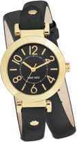Nine West Cahman Round Double Strap Watch