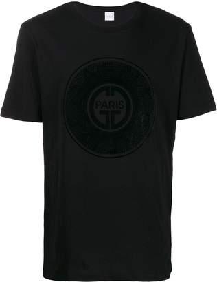 Gaelle Bonheur embroidered logo T-shirt