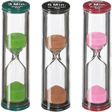 Frieling Hourglass Kitchen Timer - Set of Three