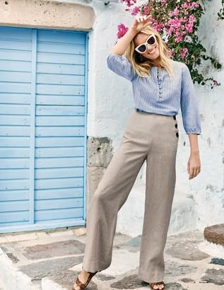 Penzance Linen Trousers