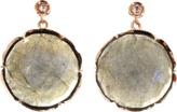 IRENE NEUWIRTH JEWELRY Labradorite Drop Earrings