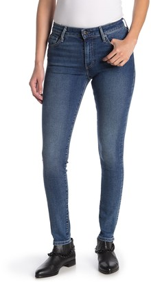 """Levi's 721 High Waisted Skinny Jeans - 30"""" Inseam"""