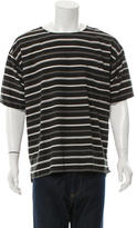 Paul Smith Striped Single Pocket T-Shirt