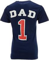 Majestic Men's Short-Sleeve Team Dad Atlanta Braves T-Shirt