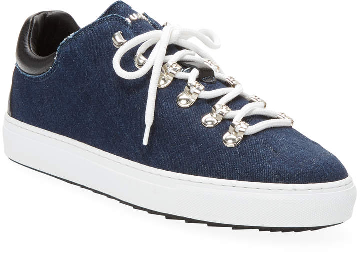 DSQUARED2 Men's Denim Sneakers