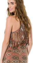 RVCA Burder Maxi Dress