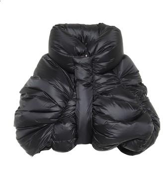 Rick Owens x Moncler Ufo down coat
