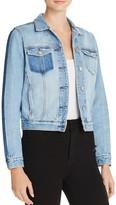 Nobody Original Denim Jacket in Shaded
