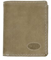 Wild Men's Light Genuine Leather Wallet
