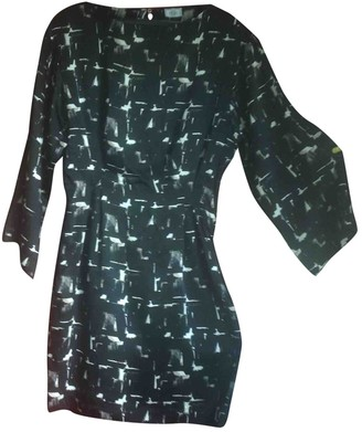 Cerruti Black Silk Dresses