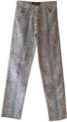 Roberto Cavalli Denim - Jeans Trousers for Women