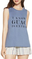 BCBGeneration I Know Guac Is Extra Muscle Tank
