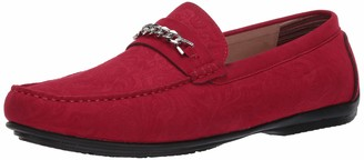 Stacy Adams mens Clem Moe Toe Bit Slip-on Driving Style Loafer