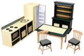 Melissa & Doug Dollhouse Kitchen Furniture