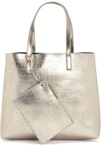 Juicy Couture Outlet - CASCADING JUICY METALLIC TOTE BAG