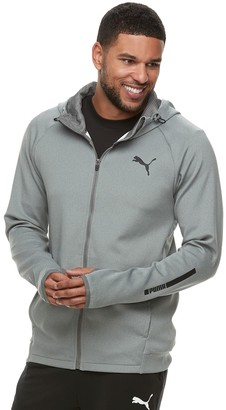 Puma Men's Tec Sports Zip-Up Hoodie