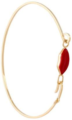 Delfina Delettrez Grandma Lips bracelet