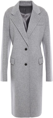Joseph Marly Wool And Cashmere-blend Felt Coat