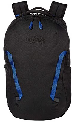 The North Face Vault Backpack (TNF Black Heather/TNF Blue) Backpack Bags