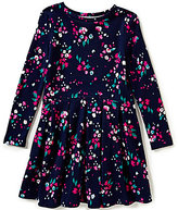 Joules Little Girls 3-6 Revie Floral-Print Drop-Waist Dress