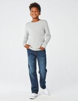 Rsq New York Slim Straight Boys Dark Vintage Jeans
