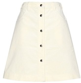 MAISON KITSUNÉ Cotton skirt