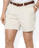 Polo Ralph Lauren Men's Core Classic-Fit Flat-Front Chino Shorts
