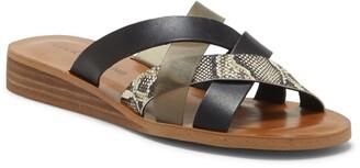 Lucky Brand Hallisa Slide Sandal