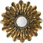 Jamie Young Bouquet Sunburst Mirror, Brass