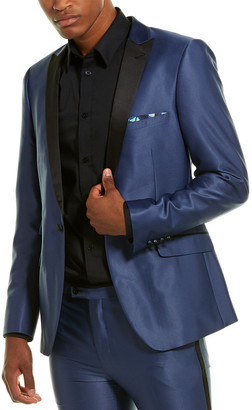 Paisley & Gray Grosvenor Tux Slim Fit Jacket