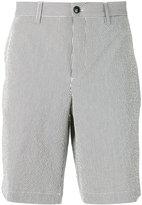 Ermenegildo Zegna striped chino shorts
