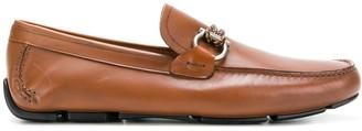 Salvatore Ferragamo Gancio bit loafers
