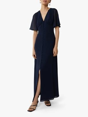 Warehouse Angel Sleeve Bridesmaid Dress