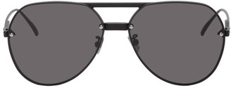 Bottega Veneta Black BV1054SA Sunglasses