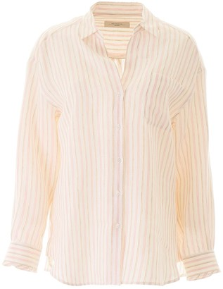Max Mara Striped Shirt