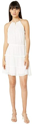 Parker Bruna Dress (Ivory) Women's Clothing