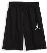 Jordan Boy's Speckle 23 Basketball Shorts