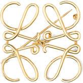Loewe Anagram brooch